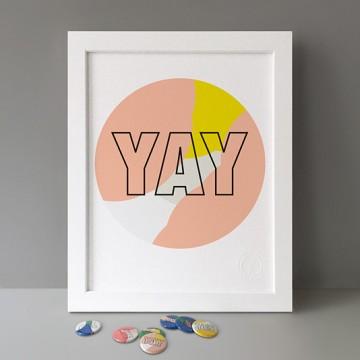 Yay print