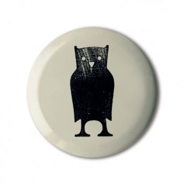 Hattie (Owl) print