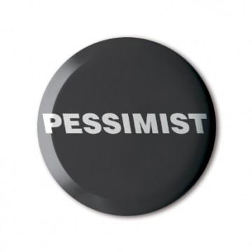 Pessimist print