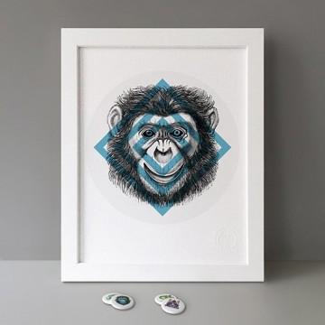 Ape print