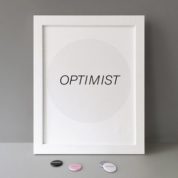 Optimist print