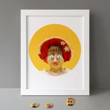 Grayson Perry print