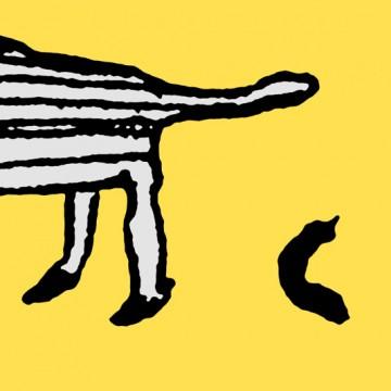 Dog (back) print