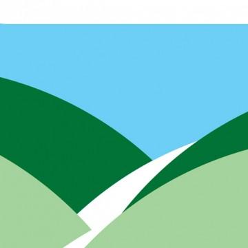 Hills print
