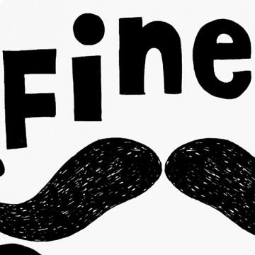 Fine & Dandy print