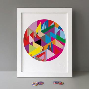 Medium print