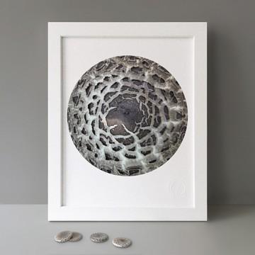 Mushroom 4 print