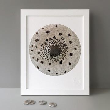 Mushroom 1 print