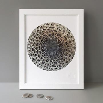 Mushroom 2 print