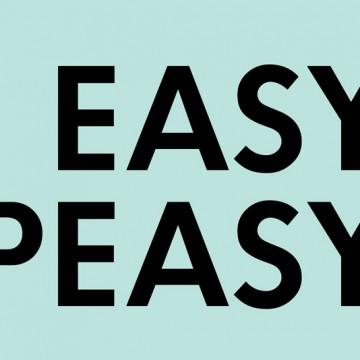 Easy Peasy print