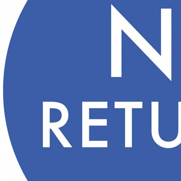 No Returns print