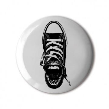 Sneaker print