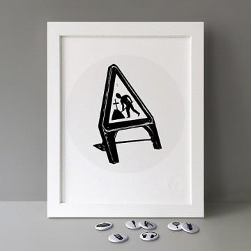 Sign print