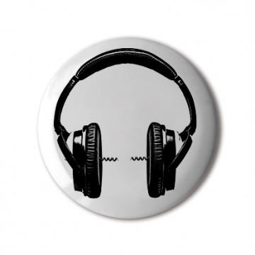 Headphones print