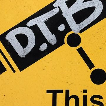 CCTV Sign 4 (tagged) print