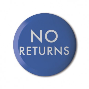No Returns