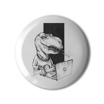 Geeky Dinosaur