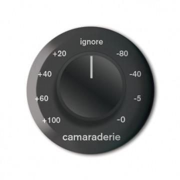 Camaraderie Button