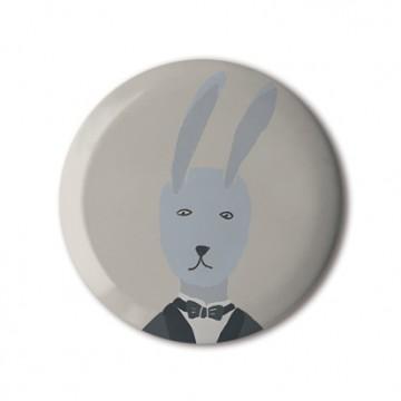 Rabbit print