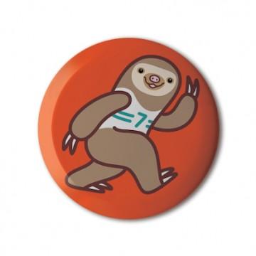Sporty Sloth print