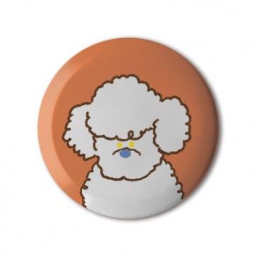 Poodle Puppy print