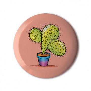 Gift Box: 4 button badges (Prickle Pots)