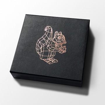 Gift Box: 4 button badges (Jono Mix)