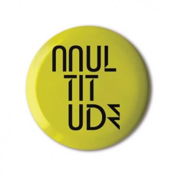Gift Box: 4 button badges (Empire & Multitude)