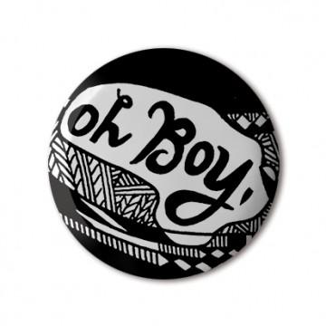 Gift Box: 4 button badges (Spirits)