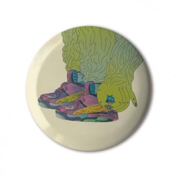 Gift Box: 3 button badges (Scott's AFOMFS)