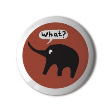 Gift Box: 3 button badges (Cute Animals)