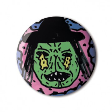Gift Box: 3 button badges (Halloween)