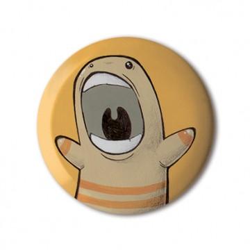 Gift Box: 4 button badges (Burp)
