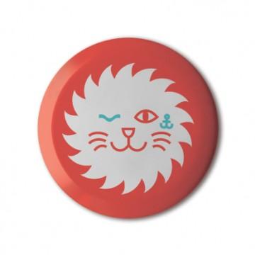 Gift Box: 4 button badges (Ahoi)