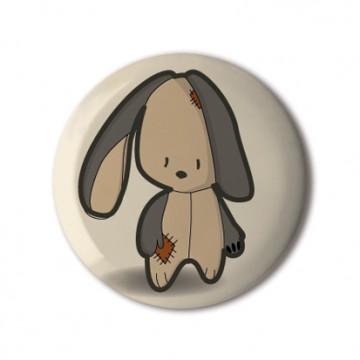 Gift Box: 4 button badges (Plush)