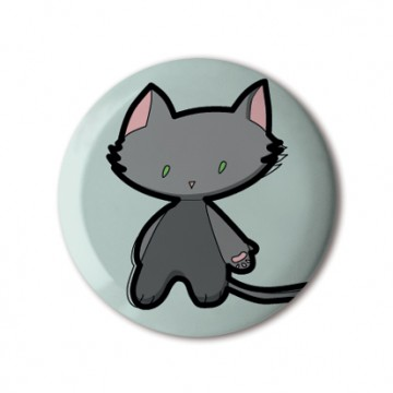 Gift Box: 4 button badges (Plush)