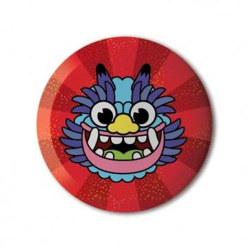 Gift Box: 4 button badges (Tado Mix)