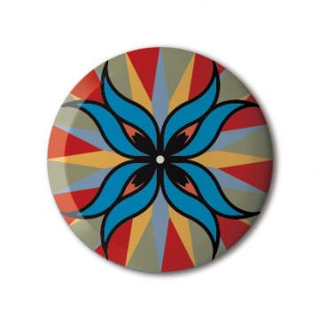 Gift Box: 4 button badges (Heiko Mix)