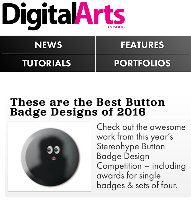 Digital Arts, November 2016