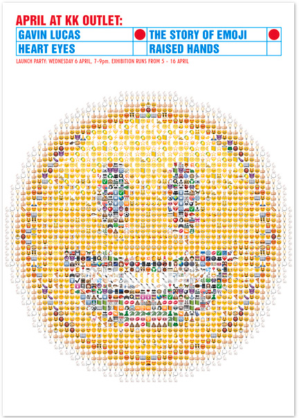 The Story of Emoji book and badge launch