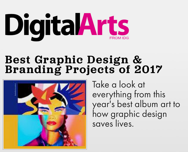 Best Graphic Design & Branding Projects 2017