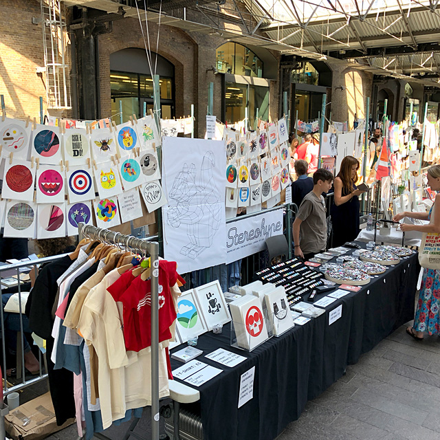 House of Illustration Summer Fair 2018