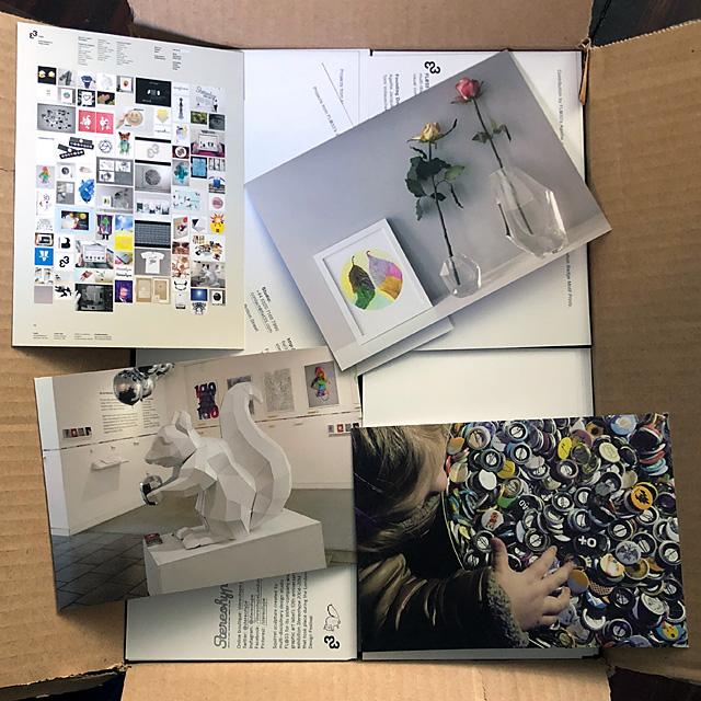 Postcard Set #5 (2018)