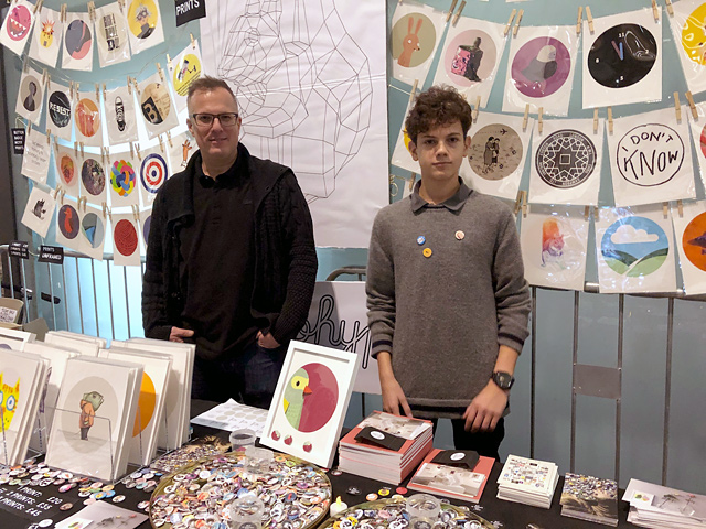 Illustrators' Winter Fair 2018