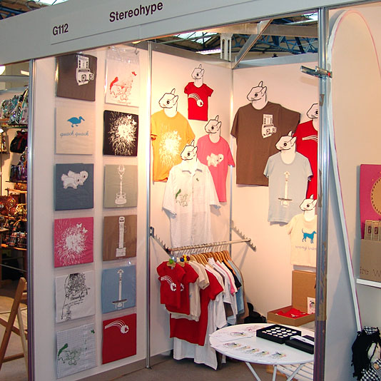 TopDrawer Fair, London